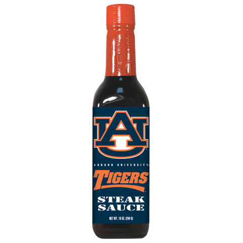 Auburn Tigers NCAA Steak Sauce 10oz