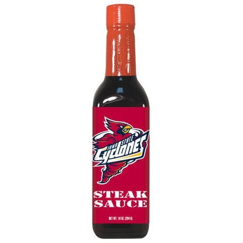 Iowa State Cyclones NCAA Steak Sauce 10oz