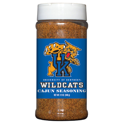 Kentucky Wildcats NCAA Cajun Seasoning 12oz