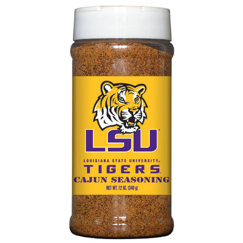 LSU Tigers NCAA Cajun Seasoning 12oz
