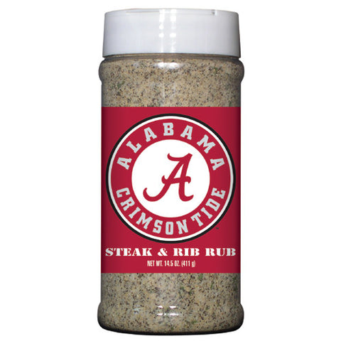 Alabama Crimson Tide NCAA Steak and Rib Rub 14.5 oz