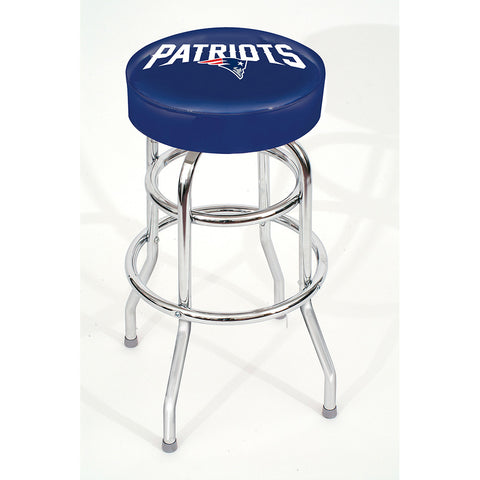 New England Patriots NFL Bar Stool