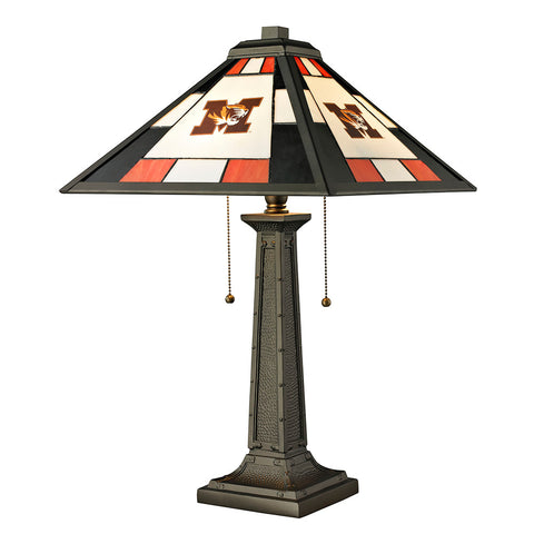 Missouri Tigers NCAA Tiffany Desk Lamp