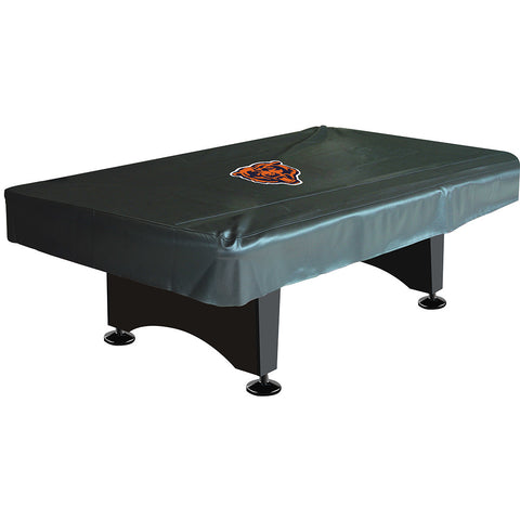 Chicago Bears NFL 8 Foot Pool Table Cover