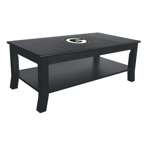 Green Bay Packers NFL Coffee Table