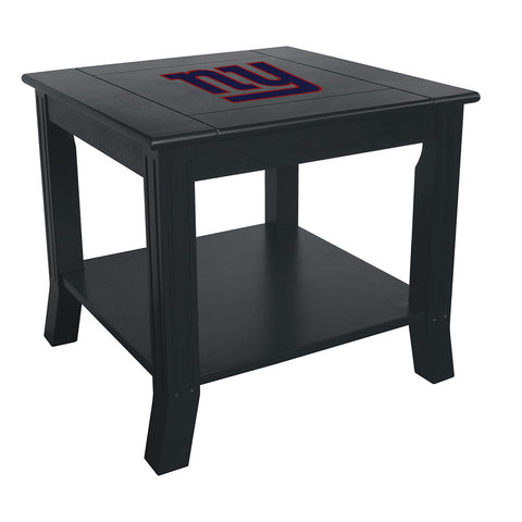 New York Giants NFL Side Table