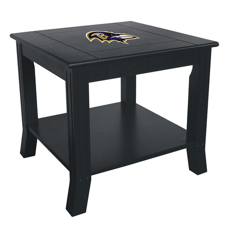 Baltimore Ravens NFL Side Table