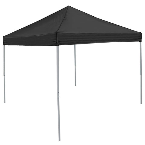 Black 9 x Economy 2 Logo Pop Up Canopy Tailgate Tent