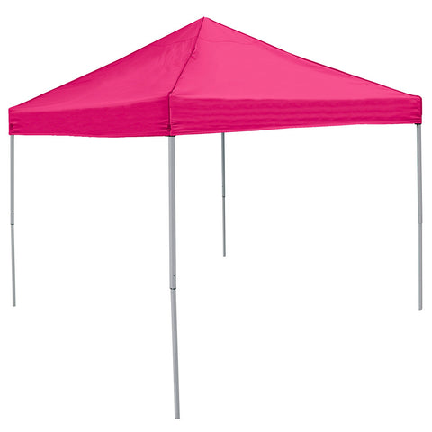 Fight Like a Girl Colored 9x9 Tailgate Tent