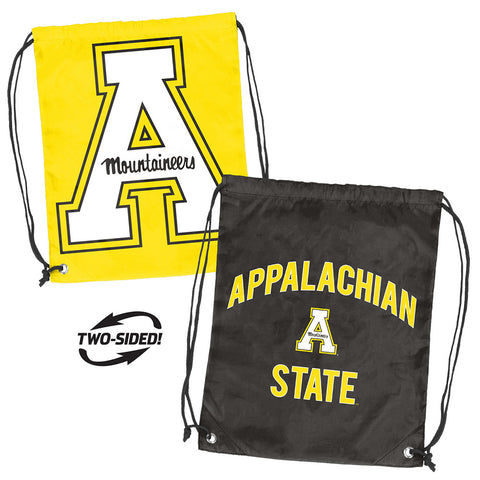 Appalachian State Mountaineers NCAA Doubleheader Reversible Backsack