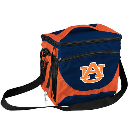 Auburn Tigers NCAA 24 Pack Cooler