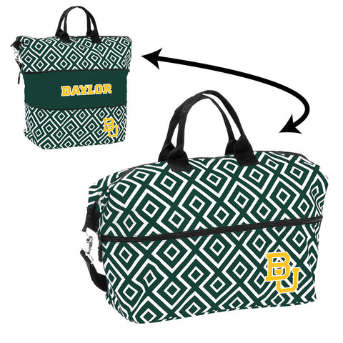 Baylor Bears NCAA Expandable Tote