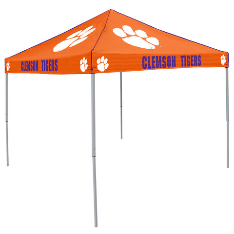 Clemson Tigers NCAA Colored 9x9 Tailgate Tent