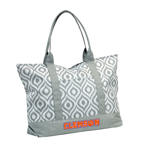 Clemson Tigers NCAA Ikat Tote