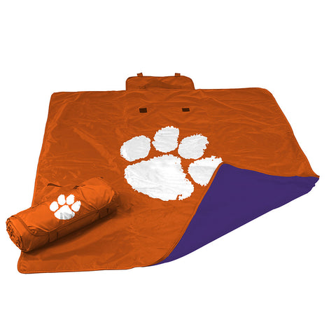 Clemson Tigers NCAA All Weather Blanket
