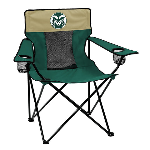 Colorado State Rams NCAA Elite Chair