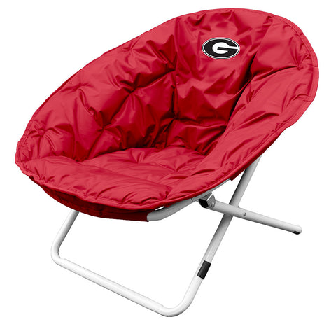 Georgia Bulldogs NCAA Adult Sphere Chair