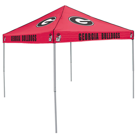Georgia Bulldogs NCAA Colored 9x9 Tailgate Tent