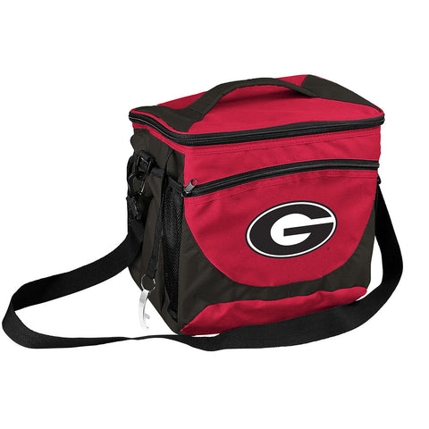 Georgia Bulldogs NCAA 24 Pack Cooler