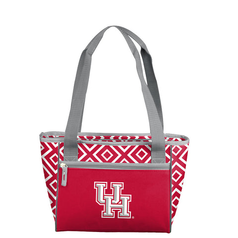 Houston Cougars NCAA 16 Can Cooler Tote