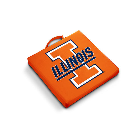 Illinois Fighting Illini NCAA Stadium Seat Cushions