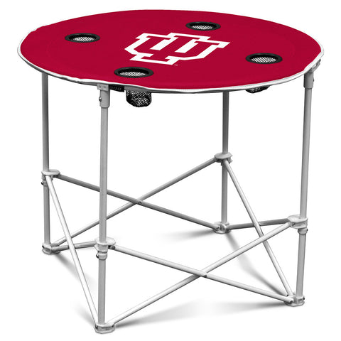 Indiana Hoosiers NCAA Round Table 30in
