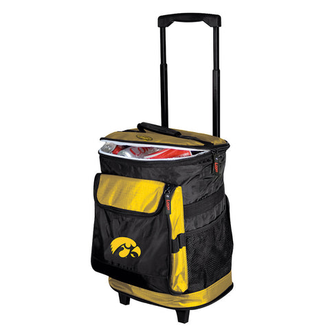 Iowa Hawkeyes NCAA Rolling Cooler