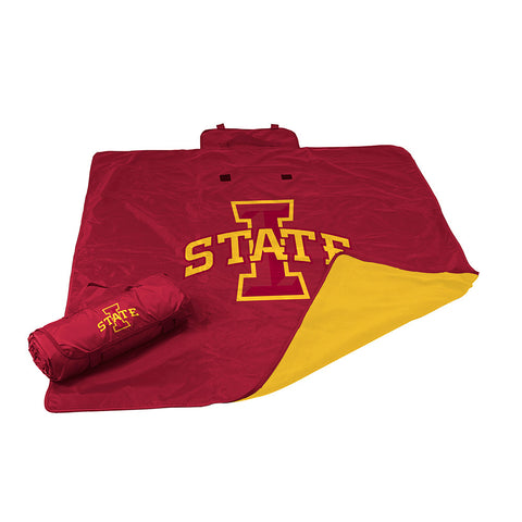 Iowa State Cyclones NCAA All Weather Blanket
