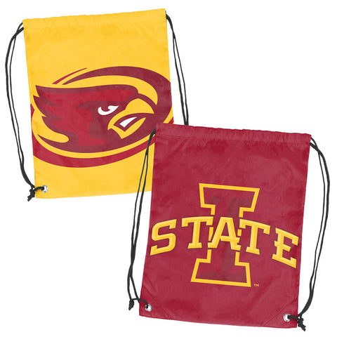 Iowa State Cyclones NCAA Doubleheader Reversible Backsack