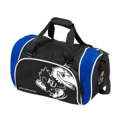 Kansas Jayhawks NCAA Locker Duffel