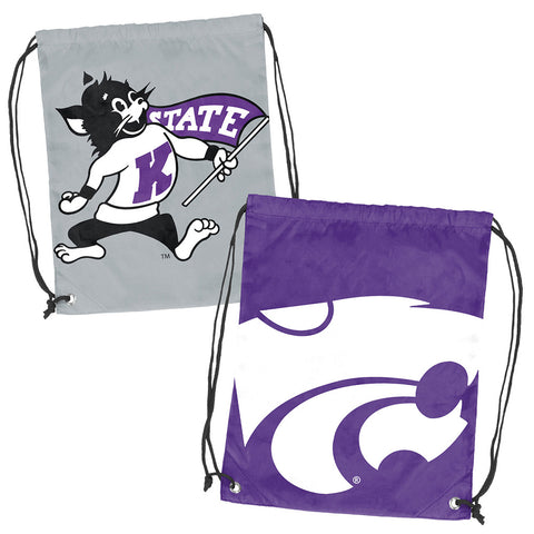 Kansas State Wildcats NCAA Doubleheader Reversible Backsack