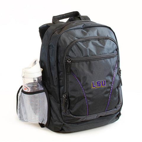 LSU Tigers NCAA 2 Strap Stealth Backpack
