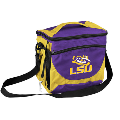 LSU Tigers NCAA 24 Pack Cooler