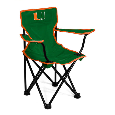 Miami Hurricanes NCAA Toddler Chair