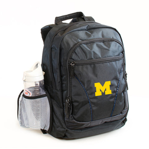 Michigan Wolverines NCAA 2 Strap Stealth Backpack