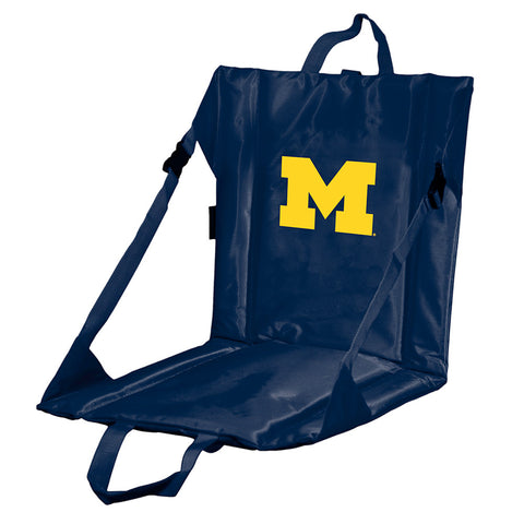Michigan Wolverines NCAA Stadium Seat