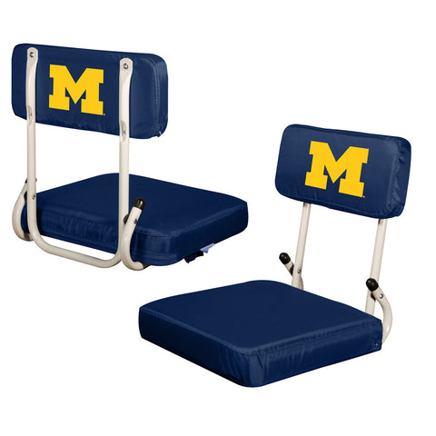 Michigan Wolverines NCAA Hardback Seat