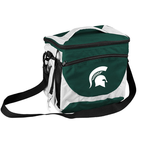 Michigan State Spartans NCAA 24 Pack Cooler