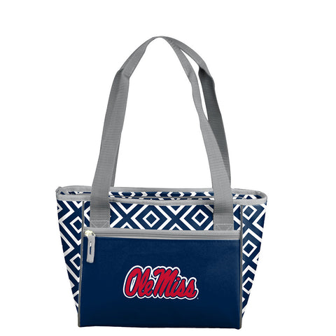 Mississippi Rebels NCAA 16 Can Cooler Tote