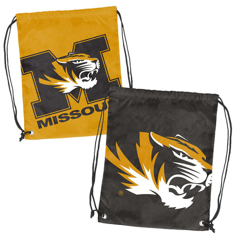 Missouri Tigers NCAA Doubleheader Reversible Backsack