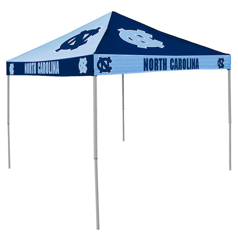North Carolina Tar Heels NCAA 9 x Checkerboard Color Pop Up Tailgate Canopy Tent