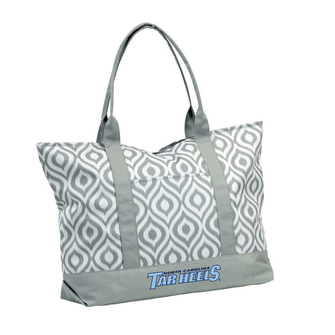 North Carolina Tar Heels NCAA Ikat Tote