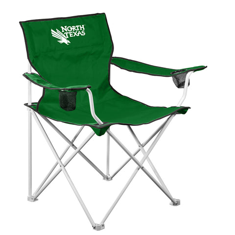 North Texas Mean Green NCAA Deluxe Folding Chair