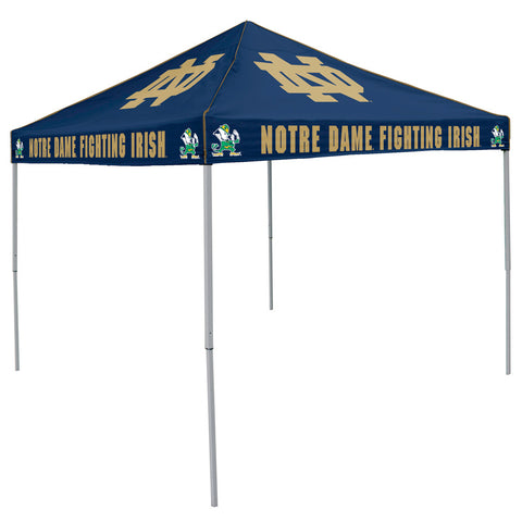 Notre Dame Fighting Irish NCAA Colored 9x9 Tailgate Tent