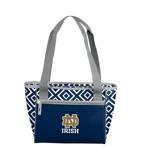 Notre Dame Fighting Irish NCAA 16 Can Cooler Tote