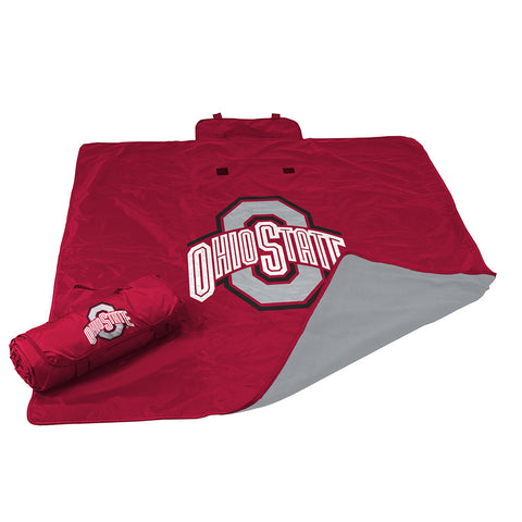 Ohio State Buckeyes NCAA All Weather Blanket