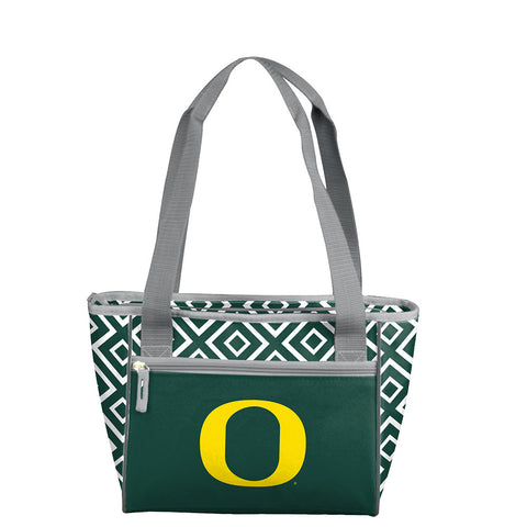 Oregon Ducks NCAA 16 Can Cooler Tote