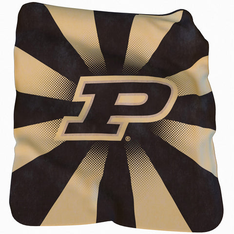 Purdue Boilermakers NCAA Raschel Throw
