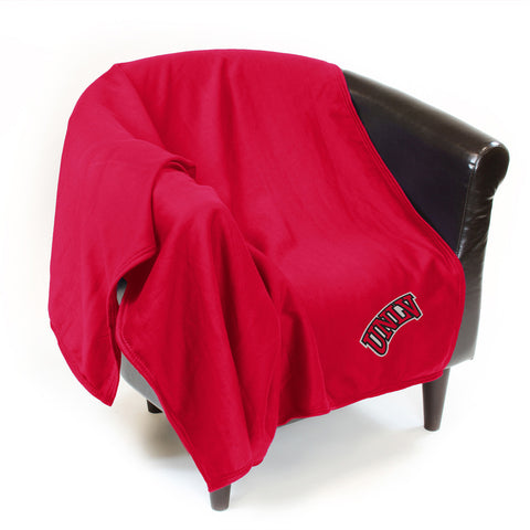 UNLV Runnin Rebels NCAA Sweatshirt Blanket Throw