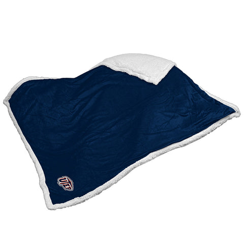 UTEP Miners NCAA Soft Plush Sherpa Throw Blanket 50in x 60in